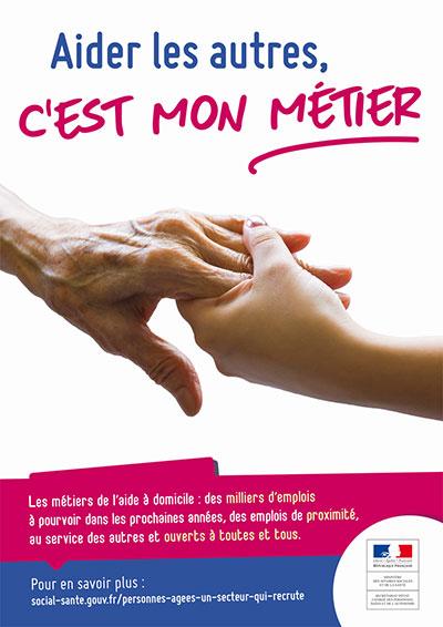 Offre Demploi Aide A Domicile Pour Personnes Agees